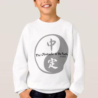 Yin Yang - el obstáculo Sudadera