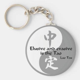 Yin Yang - Elusive and Evasive Keychain