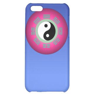 Yin Yang en la caja azul del iPhone 4