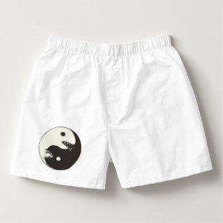 yin yang endless fight without text boxers