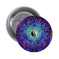 Yin Yang Energy Flow Button