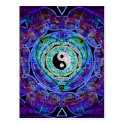 Yin Yang Energy Flow Postcard (<em>$1.00</em>)