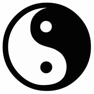 Yin Yang Escultura Fotográfica