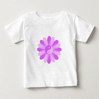 Yin Yang Floral Baby T-Shirt