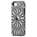 Yin Yang Flower of Life iPhone 5 Case