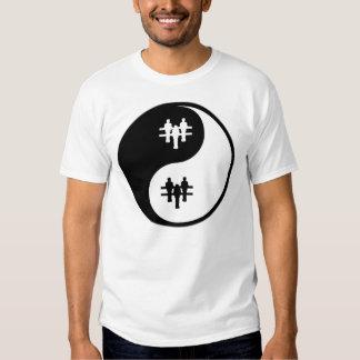 Yin Yang Foosball T Shirt