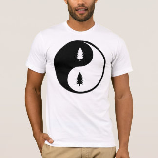 Yin Yang Forestry T-Shirt