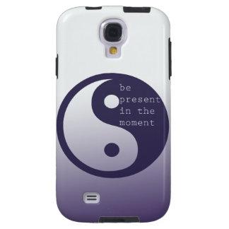 Yin Yang Funda Para Galaxy S4