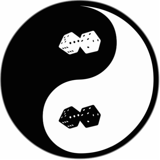 Yin Yang Gaming Acrylic Cut Outs