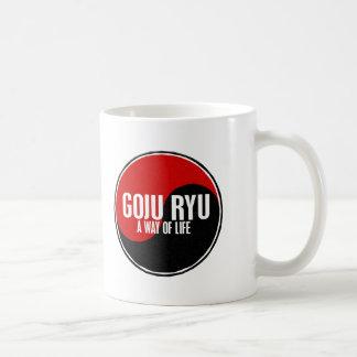 Yin Yang GOJU RYU 1 Taza De Café