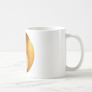 YIN YANG GOLD COFFEE MUG