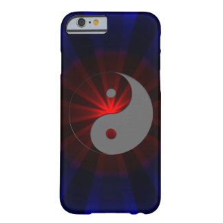 Yin Yang - grey 1 - Patt Barely There iPhone 6 Case