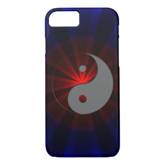Yin Yang - grey 1 - Patt iPhone 7 Case