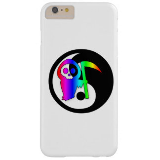 Yin Yang Grim Reaper Barely There iPhone 6 Plus Case