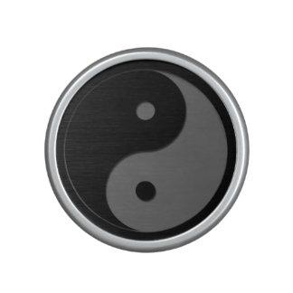 Yin Yang - gris 1 Altavoz