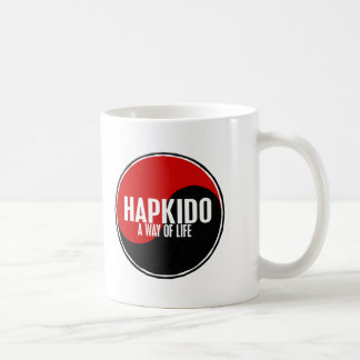 Yin Yang HAPKIDO 1 Coffee Mug