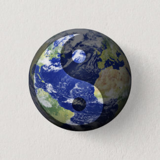 Yin-Yang Harmony on Our Planet Button