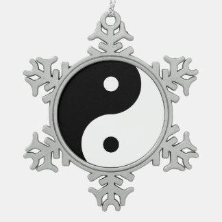 Yin Yang Harmony Ornament Yin Rising