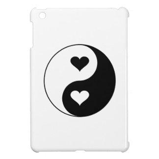 Yin Yang Hearts Cover For The iPad Mini