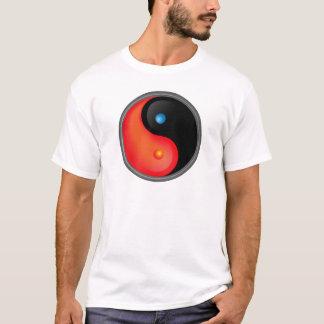 Yin Yang Hot and Cold T-Shirt