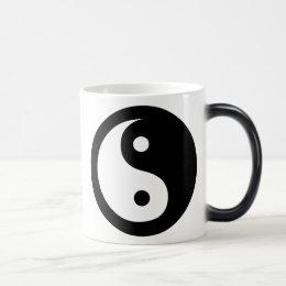 Yin Yang Ideology Magic Mug