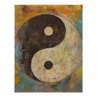 Yin Yang Personalized Invites