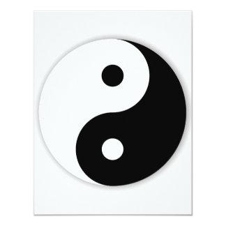 Yin Yang Invitations