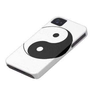 """Yin Yang"" iPhone 4 Case-Mate Case"