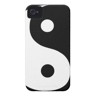 Yin Yang iPhone 4 Case-Mate Cobertura