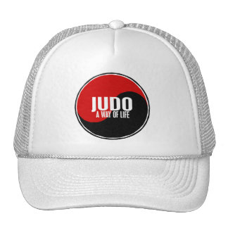 Yin Yang JUDO 1 Trucker Hat