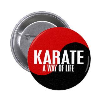 Yin Yang Karate 1 Button