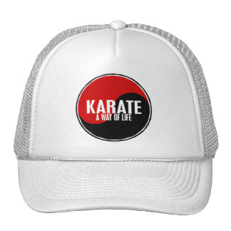 Yin Yang Karate 1 Trucker Hat