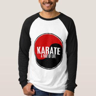 Yin Yang Karate 1 T-Shirt