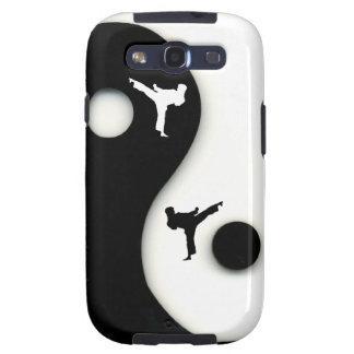 Yin & Yang Karate Case-Mate Samsung Galaxy S3 Vibe Galaxy S3 Case