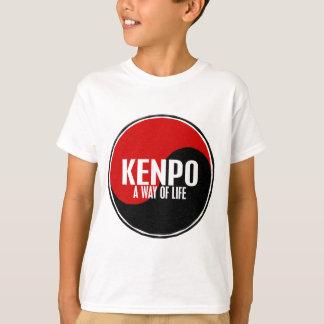 Yin Yang Kenpo T-Shirt