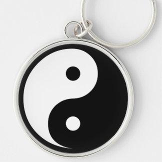 Yin Yang Key Chain