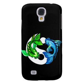 Yin-Yang Koi Design Samsung Galaxy S4 Cover