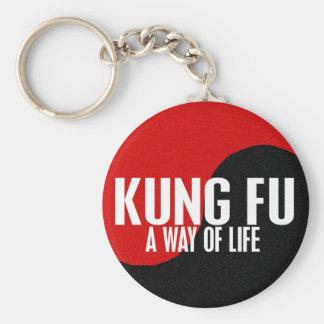 Yin Yang Kung Fu 1 Keychain