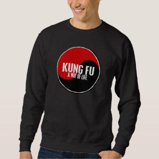 Yin Yang Kung Fu 1 Sweatshirt