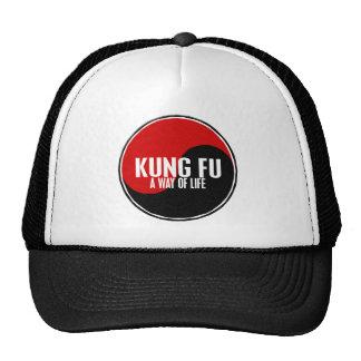 Yin Yang Kung Fu 1 Trucker Hat