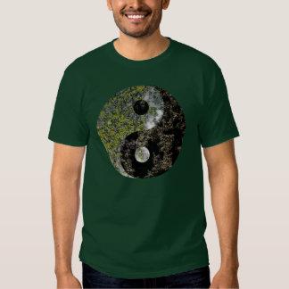 yin yang lichen t shirt