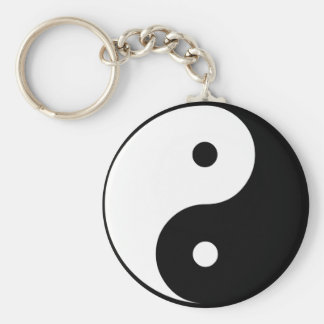 Yin Yang Llaveros Personalizados
