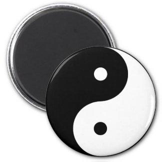 Yin Yang Refrigerator Magnets