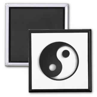 Yin?Yang Magnet
