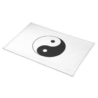 """""""Yin Yang """" Mantel Individual"""