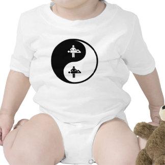 Yin Yang Massage T Shirt