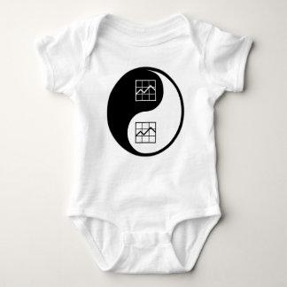 Yin Yang MBAing Body Para Bebé