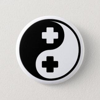 Yin Yang Medical Assisting Button