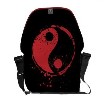 Yin Yang Messenger Bags