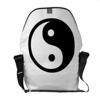 Yin Yang Courier Bags